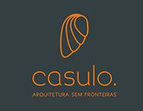 Casulo - Arquitetura Sem Fronteira / Logo