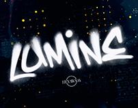 Lumine - Collage Art