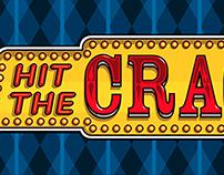 crackpot fairground text