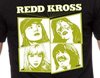 Redd Kross Pop Icons v. 2 TShirt 2017