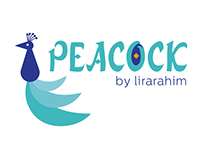 Peacock by Lirarahim - Logo Design | Jan 2017