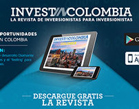 INVEST IN COLOMBIA - 2015