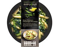 Everydays' package design & branding