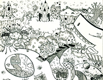 Dream And Fantasy/Illustration