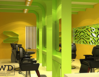 Hair Section Work for Gulf Touch International L.L.C