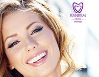 Raneem Clinic Banners