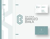 GALERIA BARDZO BIALA: Identity (proposal)