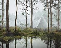 Forest installation