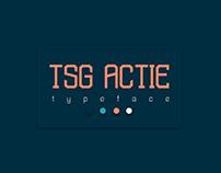 FREE FONT | TSG Actie
