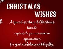 JNZ Christmas Cards