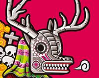 """Expo Emergente 2015 """"Los Muertos que vienen"""""""