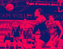 Volley Castellaneta / Visual Identity