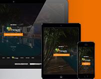 Site Layout - Triangulo Motel