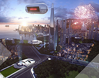 [LOTTE] C2- DIGITAL WINDOW : FUTURE CITY
