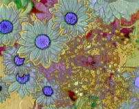 Carina. Textile Designs