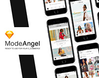 Angel Mode | Fashion e-Commerce App