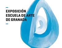 Exposición Escuela de Arte de Granada