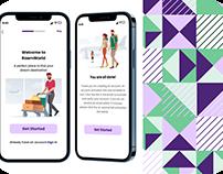 TravelApp UI Design