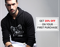 Men Sweatshirt Online in India
