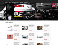 Auto Store Design
