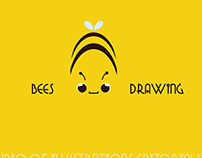 BEES DRAWING