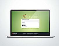 AppleCore Website Design