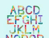 Letter A-Z