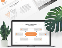 Project Management PowerPoint Template | Free Download