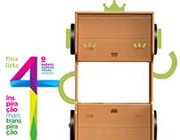BOB - móvel infantil multifuncional e divertido