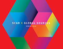 SCAD Collaborative Learning Centre x Global Sources HK