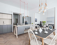 Apartment E&E by destilat