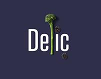 Delic/ious Branding