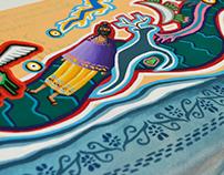 Arriba del todo Quetzalcoátl