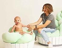 Marshmalllow Armchair