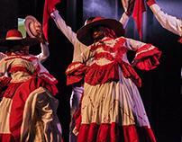 Festival Danzados de la U. Javeriana Cali