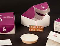 """Good Clean Design"" Personal Promotional Soap Box"