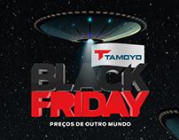 Campanha    Black Friday Tamoyo