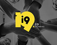 i9 Coworking | Brand Identity