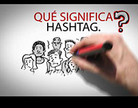 Qué significa hashtag?