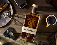 Don Sebastiani & Sons - El Fumador Tequila Photography