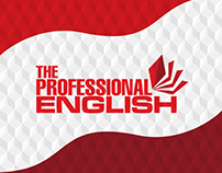 THE PROFESSIONAL ENGLISH LOGO