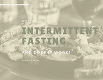 Robert J Winn | What is Intermittent Fasting?
