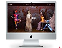 E-commerce banner - Retail Shopping website