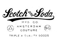 Scotch & Soda graphics