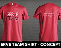 Serve Team Brand