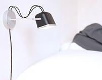 LED wall mounted lamp MOB
