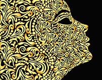 Найденова Ольга - Иллюстрации для микростоков в AI