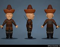 Zbrush karakter tasarımı