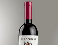 Wine. 3d visualization