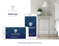 Anywhere - iOS App